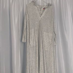 Free People Beach/Lounging Cover Up Dress